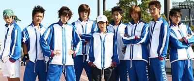 You Know A Japanese Anime Manga Is Really Popular Once It Actually Gets A Live Action Version Now It Looks Like Prince Of Tennis Has Made It To That Level